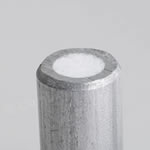 Combicore core with metal casing
